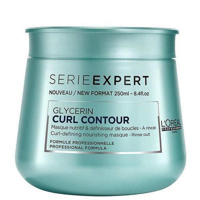 Curl contour masker